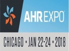 Welcome to meet us on 2018 AHR EXPO Chicago! Proflex Booth No. S6178